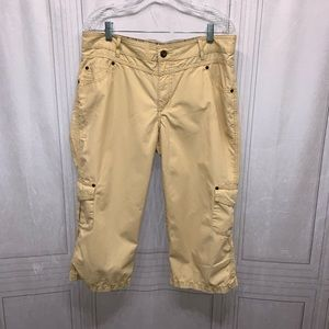 Riders Copper Capris Pants Plus 14
